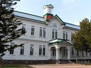 北海道大学古河記念講堂