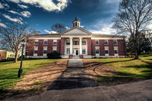 Chaplin Hall, Amherst College HDR - Amherst, Massachusetts, USA