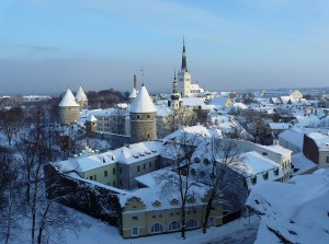 View-of-Tallinn-Old-Town