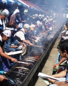 sanma-grill