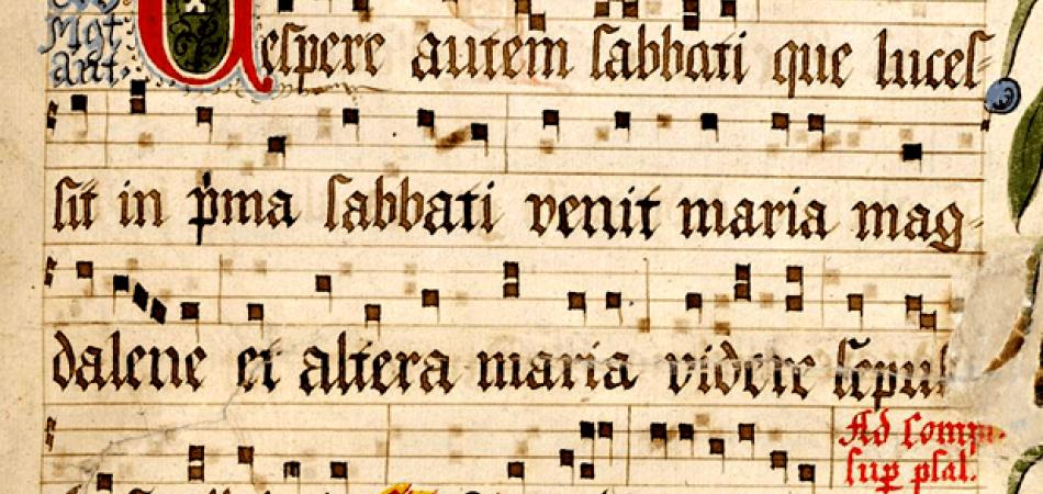 心に残る名曲 その十九 グレゴリオ聖歌 その1 名前の由来 | 綜合的な ...